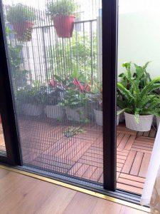 Lưới chống muỗi an toàn