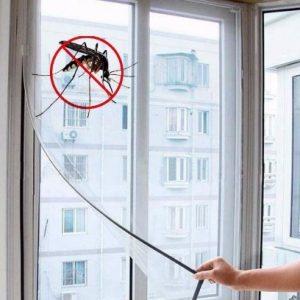 làm cửa lưới chống muỗi